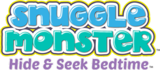 Sniggle Monster Hide & Seek Bedtime logo